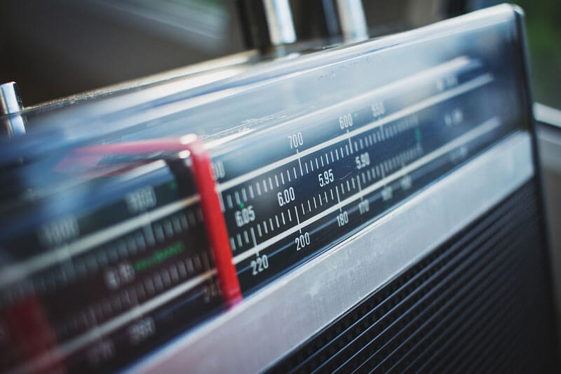 Radio Sender Suche